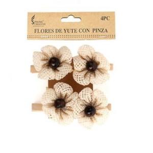 Dekorativne rože na kljukici