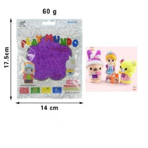 Pena za oblikovanje vijolična 60 g