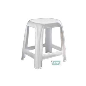 Plastični stol-modro-zelena