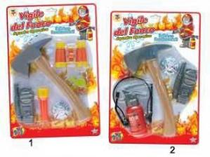 Igrača gasilska oprema