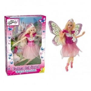 Barbika s krili