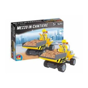 Lego kocke bager