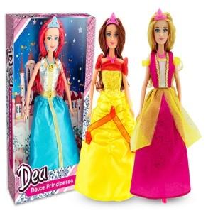 Barbika princesa REF:66274