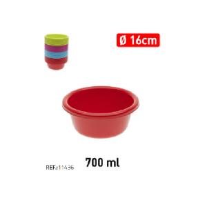 Plastična posoda 16cm 700ml REF:11436
