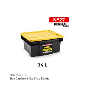 Plastična škatla 34l  REF:11451R1