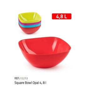Plastična posoda 4,8l REF:12213