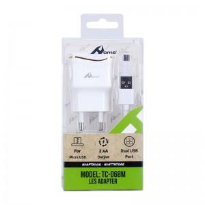 Polnilec TC-068 Micro USB