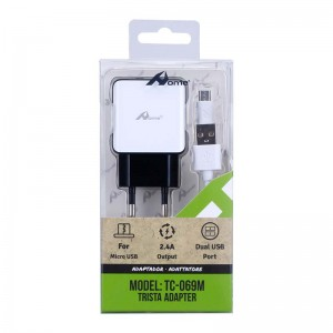 Polnilec TC-069 Micro USB
