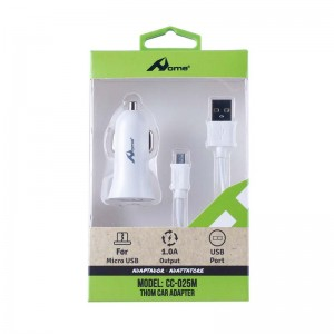Polnilec CC-025 Micro USB