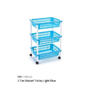 Košara 3/1 modra REF:1159440