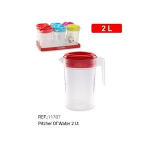Plastični vrč-2l REF:11787