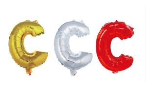 Balon črka C