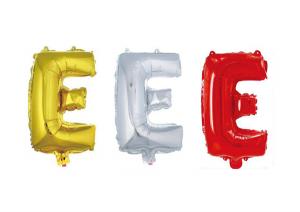 Balon črka E