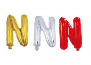Balon črka N