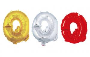 Balon črka Q