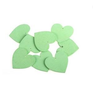 Leseni zelen srček