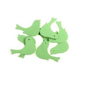 Leseni zeleni ptički