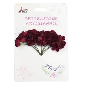 Dekorativne rože na žici