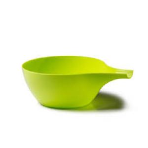 Plastična posoda-10cm zelena