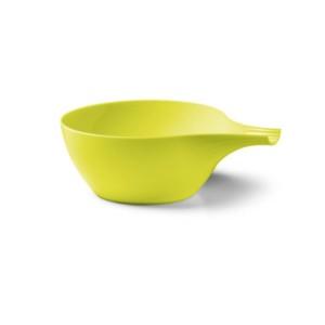 Plastična posoda-14cm rumeno-zelena