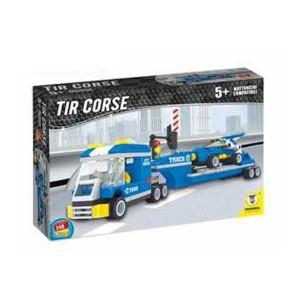 Lego kocke avto vleka