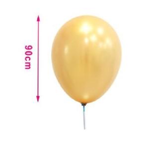 Balon zlat 90 cm