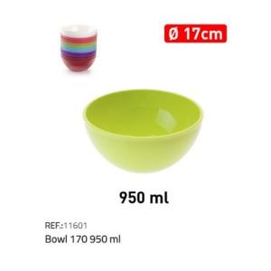 Plastična skleda 23cm REF:11601