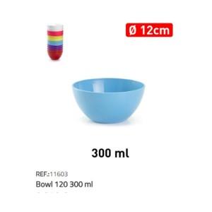 Plastična posoda 12cm REF:11603