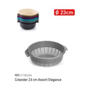 Plastično cedilo 23cm REF:1135234