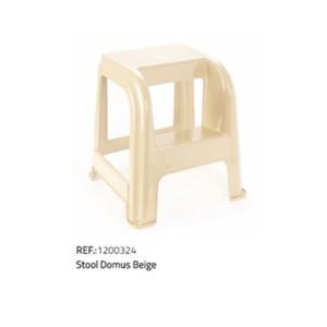 Plastična lestev/stol-bež