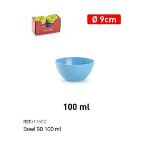 Plastična posoda 9cm REF:11652