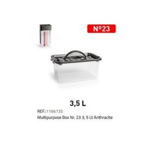 plastična škatla 3,5l N.23