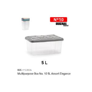 Plastična škatla 5l N°10