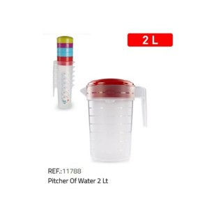Plastični vrč-2l