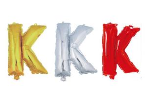 Balon črka K