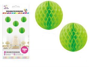 LAMPIJON krogla zelena
