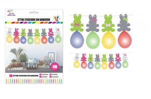 GERLANDA  zajčki in baloni