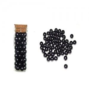Dekorativne perle črna 2-10