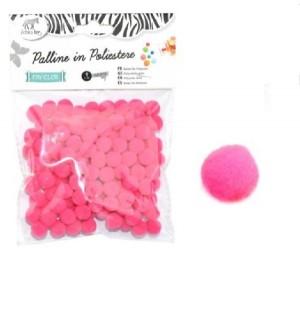 Kroglice pink barve