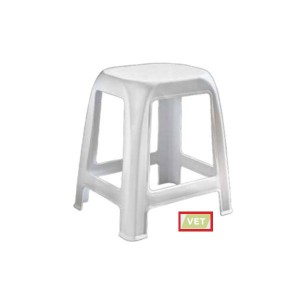 Plastični stol-rumeno-zelena