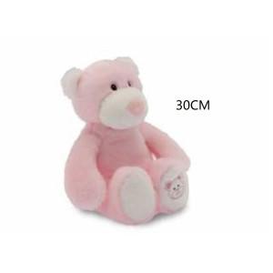 Plišasti medvedek roza