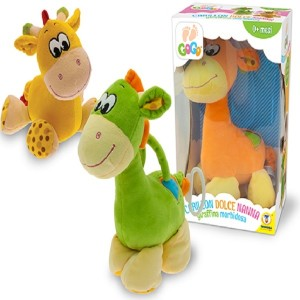 Plišasta žirafa REF:39252