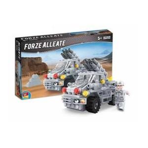 Lego kocke vojaški avto