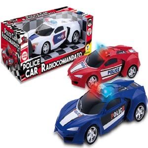 Policijski avto na daljica REF:65965