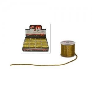 Dekorativni trak 10m zlat