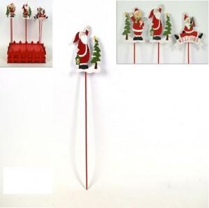 Božični okrask na palici