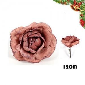 Dekorativna vrtnica s sponko 12cm
