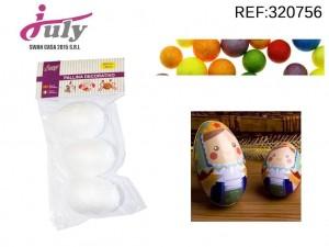 Jajčke iz stiropora
