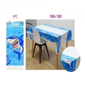 Prt za mizo morski pes 108*180cm