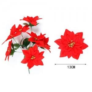 Božična zvezda mali cvetovi
